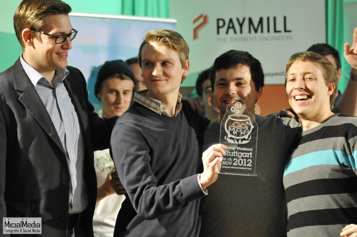 Foto vom sws12 (Startup Weekend Stuttgart 2012)