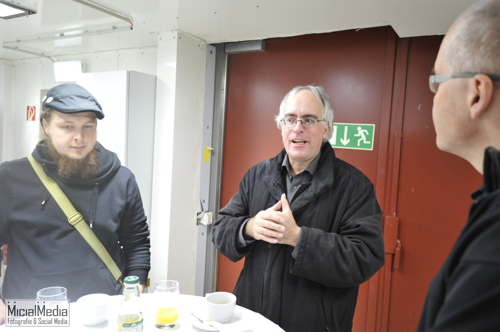 Prof. Ulrich Nierste, Experte für Materie-Antimaterie-Symetrie, Higgs-Bosonen etc.