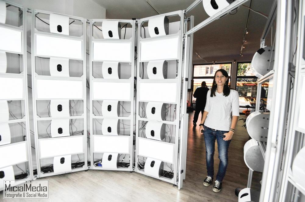 3D Full Body Scanner neuester Technologie | Foto: Michael M. Roth, MicialMedia