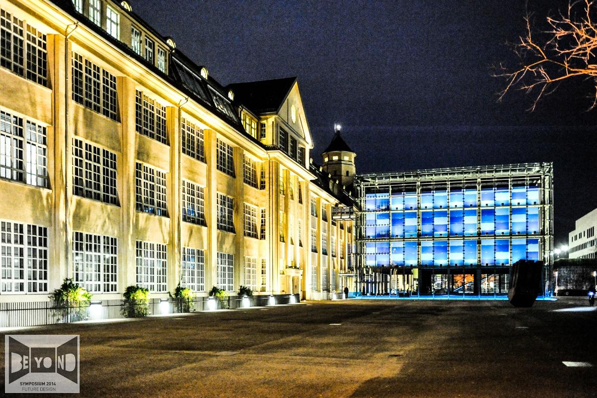 Das ZKM in Karlsruhe | Foto: MIchael M. Roth, MicialMedia