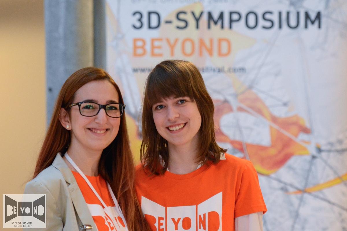 BEYOND 2014. Großartiges 3D-Symposium. | Foto: Michael M. Roth, MicialMedia