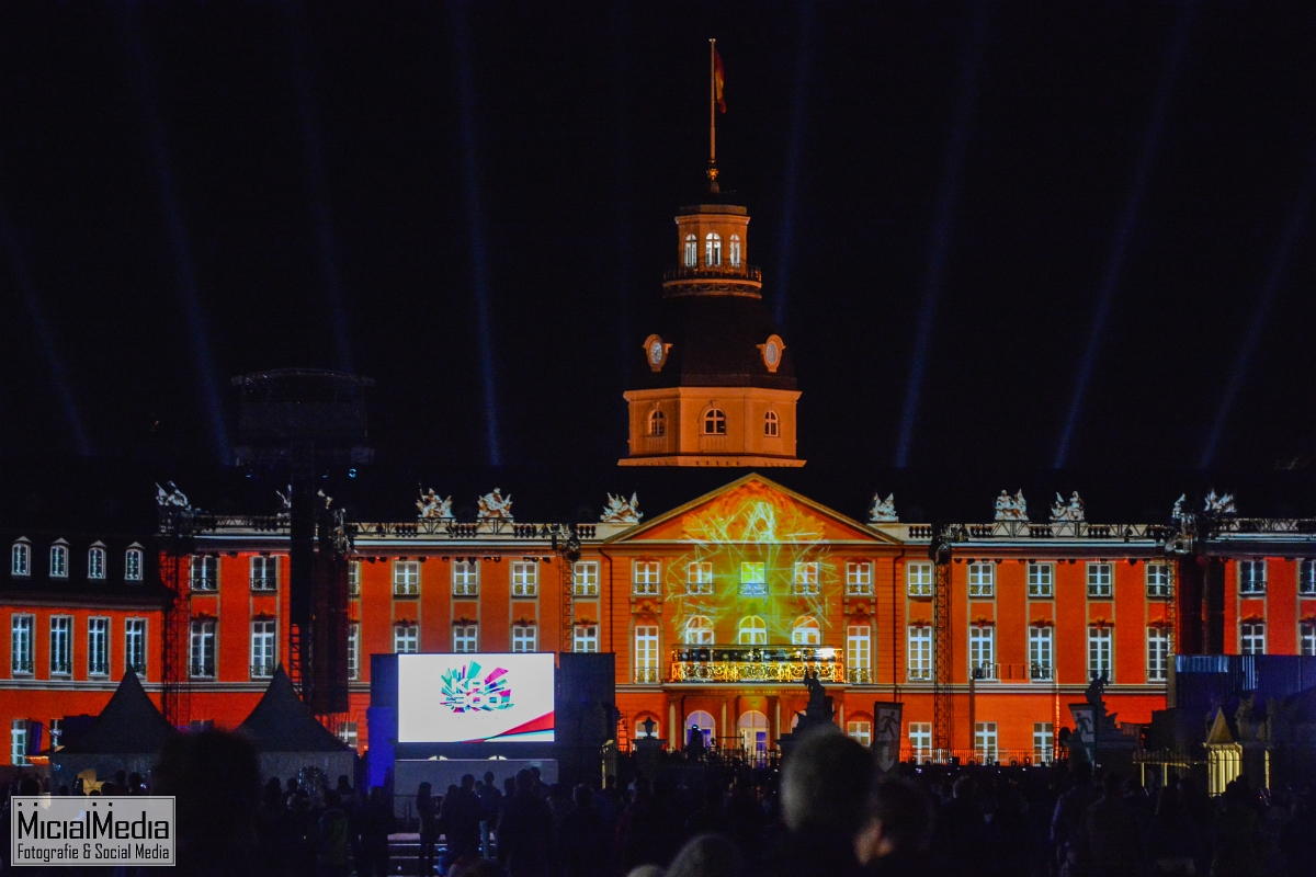 KA300 Eröffnungshow / Schlosslichtspiele | Foto: MicialMedia
