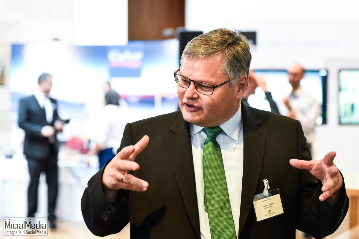 Andreas Schüle, Leiter Landesmarketing im Staatsministerium BW | Foto: MicialMedia
