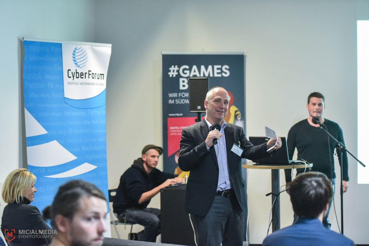 Foto: MicialMedia | Open Stage GamesBW im ZKM Karlsruhe