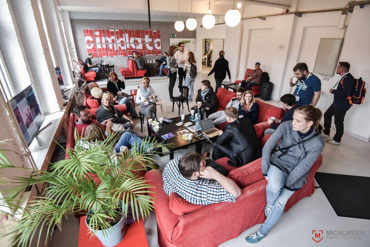 Foto: MicialMedia | CommunityCamp Berlin 2015, #ccb15, bei Cimdata in Charlottenburg