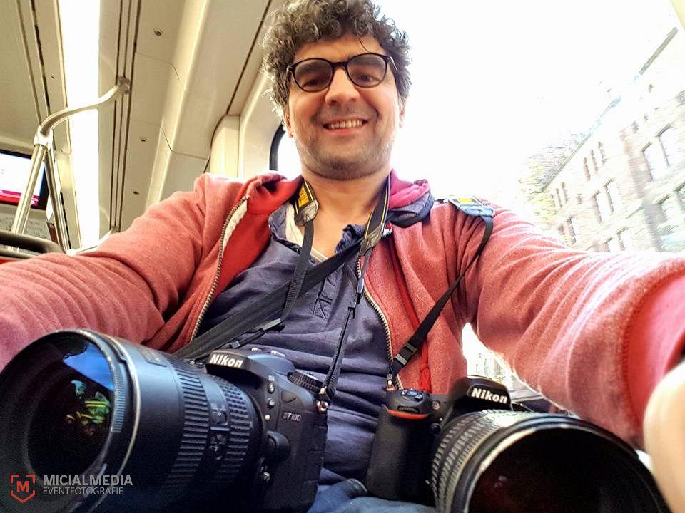 Michael M. Roth, MicialMedia | Der Fotograf aus Karlsruhe bringt sich (wiedermal) selbst in den Fokus