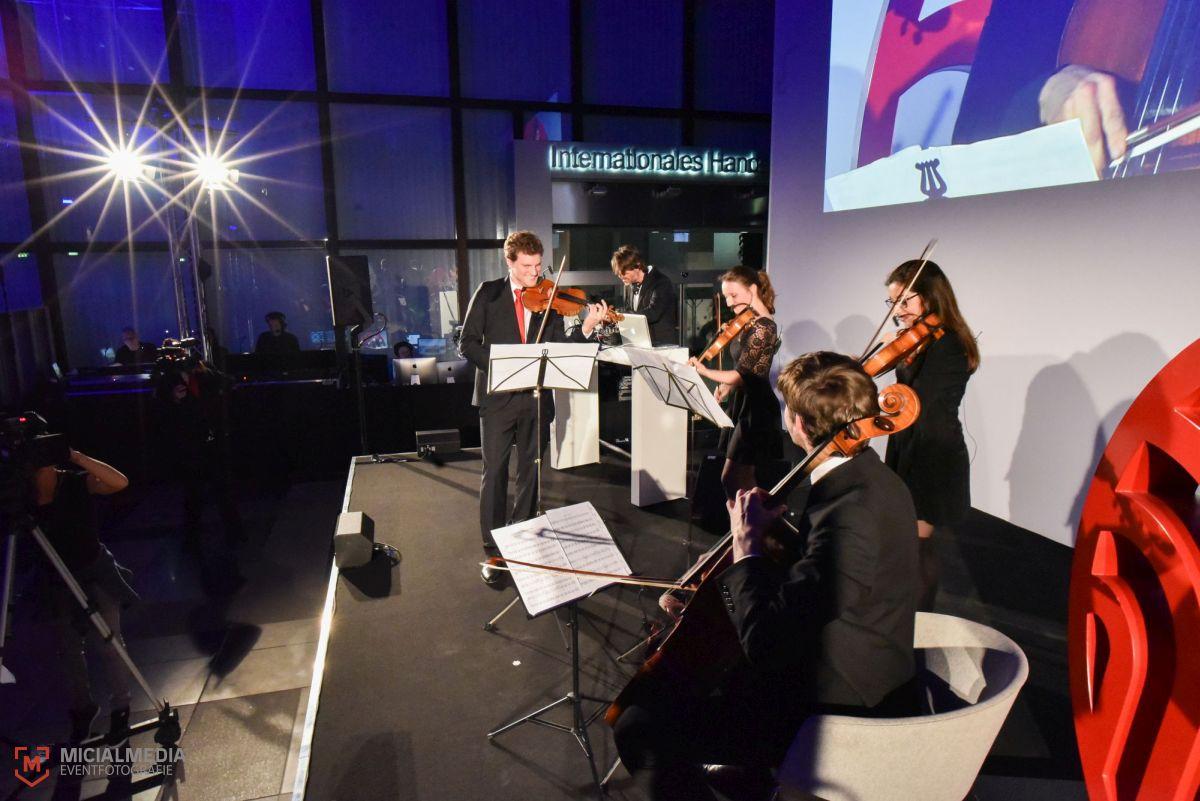 Master students of Escuela Superior de Musica Reina Sofia | Foto: Michael M. Roth, MicialMedia