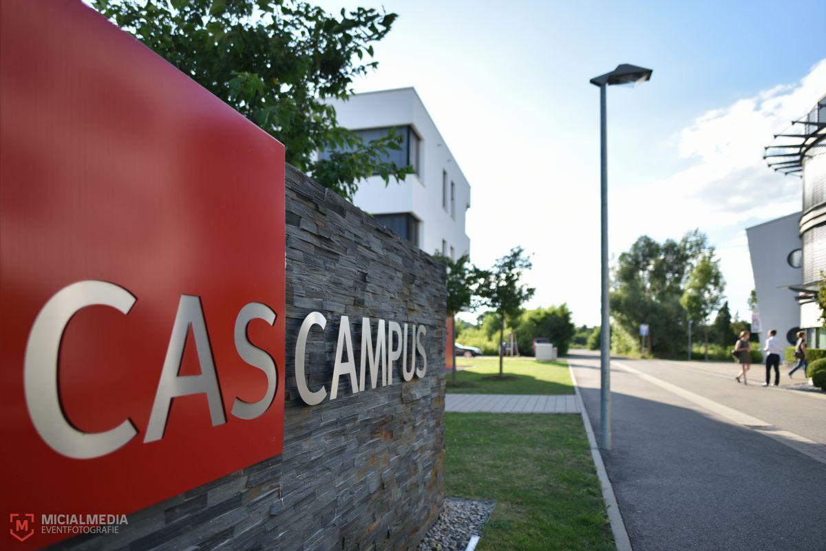 CAS Campus | Foto: Michael M. Roth, MicialMedfia