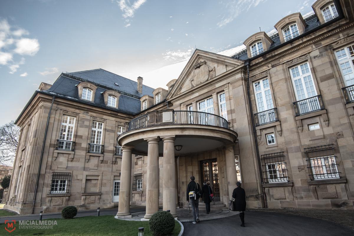 Villa Reitzenstein mit majestätischer Fassade | Foto: Michael M.Roth, MicialMedia