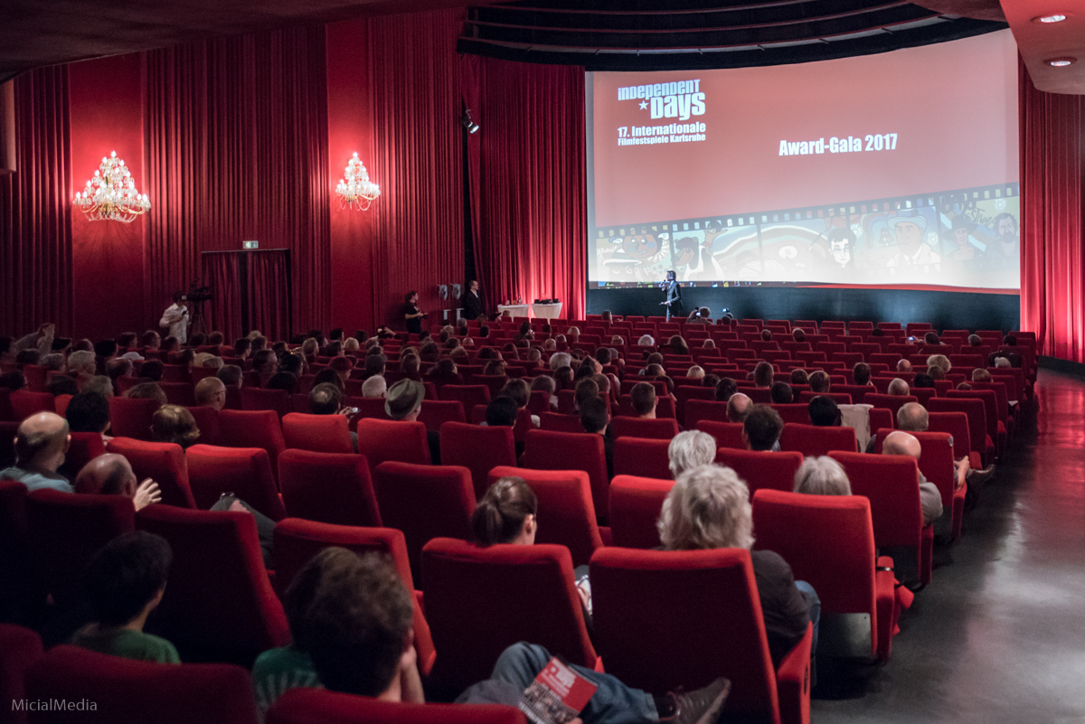 Independent Days - 17. Internationale Filmfestspiele in Karlsruhe #IDIF